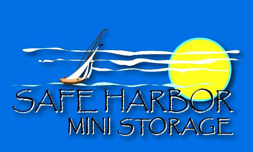 JOSEPH SORAH ILLUSTRATOR AND DESIGNER SAFE HARBOR LOGO